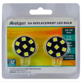 RELAXN G4 LED Replacement Twin Pack (Pair)