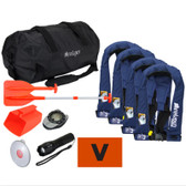 RELAXN Inflatable Safety Gear Kit