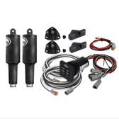 Lenco 101 XDS Short Actuator Trim Tab Kit - LED Integrated
