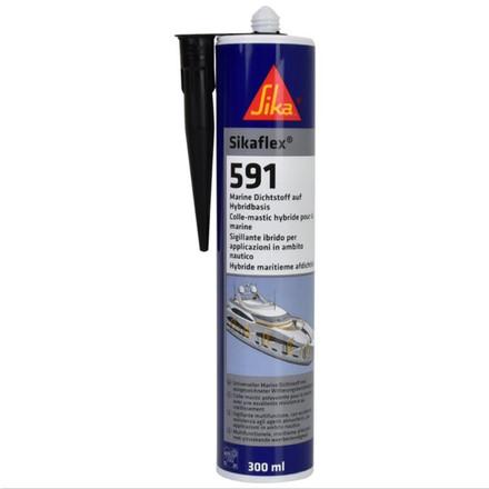 Sikaflex 591 - Black (310ml)