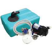 Kit aqua king 39 litre rigid tank freshwater kit