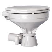 Electric toilet system bluewave comfort silent