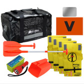 RELAXN Waterproof Safety Gear Kit