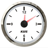 Kus Gauges - 12Hr Clock