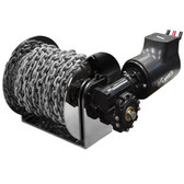 Viper Pro Series II 1500 Electric Anchor Winch Bundle Including 200m 8mm Rope Kit