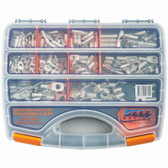 Viper Pro Series Deluxe Tinned Copper Lug Workshop Service Kit - 225 Pieces