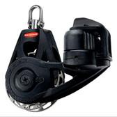 Ronstan Ratchet Orbit Block, Series 55 - Single, Cleat, Swivel, Auto