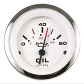 Veethree Instruments Lido Pro Domed Oil Pressure Gauge