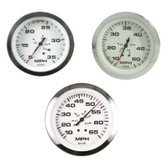 Veethree Instruments Lido Pro Domed Gauge - Speedometer