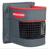 Ronstan Drink Holder - Grey PVC/Mesh, Single