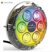 Bluefin Piranha P6 Nitro Aluminium Alloy Base Colour Change Light