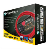 Enerdrive Dual Battery Kit - 12V