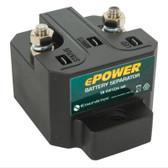 Enerdrive 160A Voltage Sensitive Relay - 12/24V