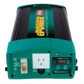 ePOWER 2000W 12V True Sine Wave Inverter with AC Transfer & Safety Switch
