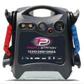 Schumacher Propulstation DSR Battery Booster - 12/24V-2400/1200CA