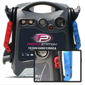 Schumacher Propulstation DSR Battery Booster with Aux Connector - 12/24V-2400/1200CA