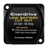 Enerdrive 24V-40A Low Battery Cut Out