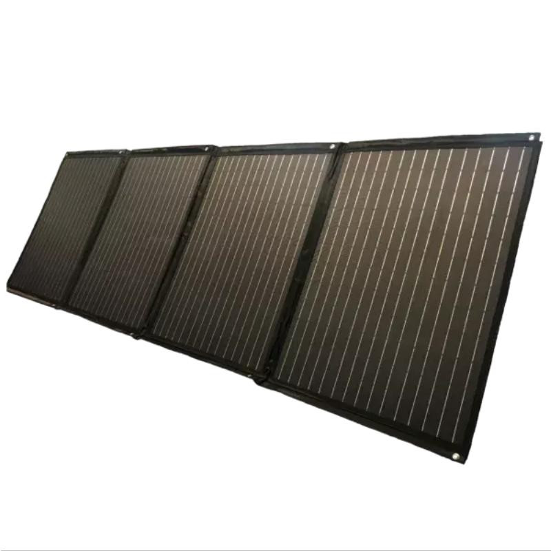 Enerdrive Folding Solar Panel Kit 240w Spf En240w The Boat Warehouse