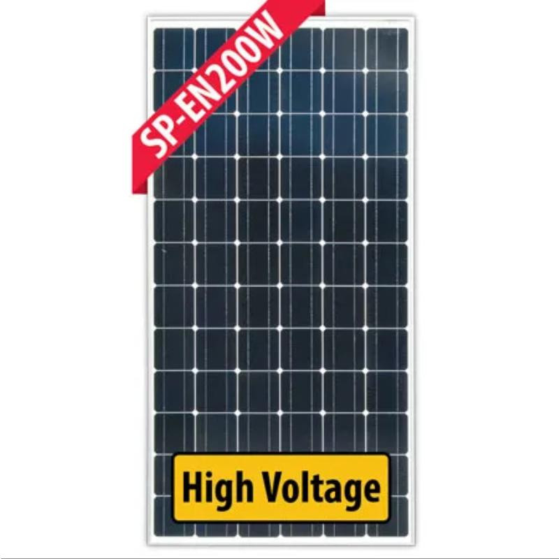 Enerdrive Fixed Mono Solar Panel 200w 24v Sp En200w 24v The Boat Warehouse