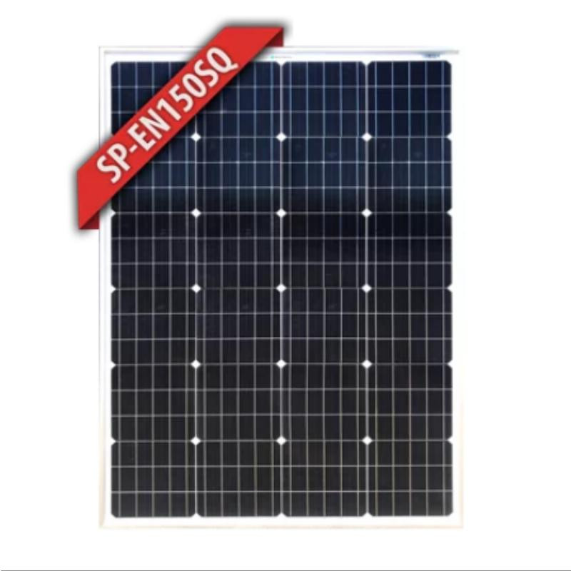 Enerdrive Fixed Poly Squat Solar Panel 150w Sp En150sq The Boat Warehouse