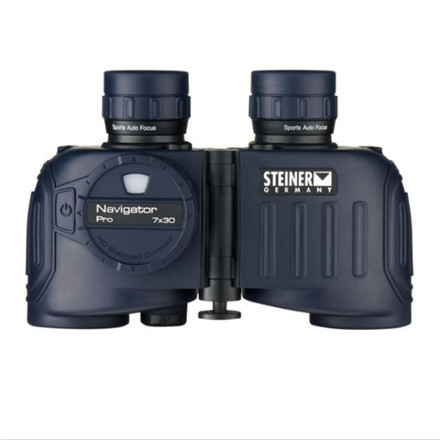 Steiner Navigator Pro with Compass - 7x Magnification