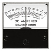 Micro Ammeter with Shunt - DC 50-0-50A