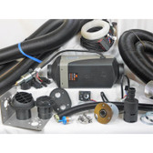Belief Diesel Air Heater 2.2kW - Marine Kit (12V)