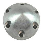 Zinc propeller maxi anodes universal