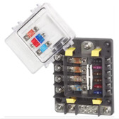 SafetyHub 150 Fuse Block with Negative Bus Bar