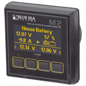 M2 OLED Digital DC Multimeter with State of Charge Monitor