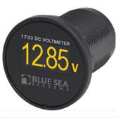 Mini OLED Voltmeter
