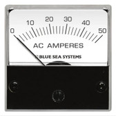 DC Analog Micro Ammeter with Coil - 0-50V AC