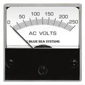 DC Analog Micro Voltmeter - 0-250V AC