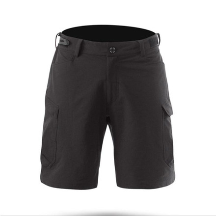 Zhik Mens Deck Shorts - Black