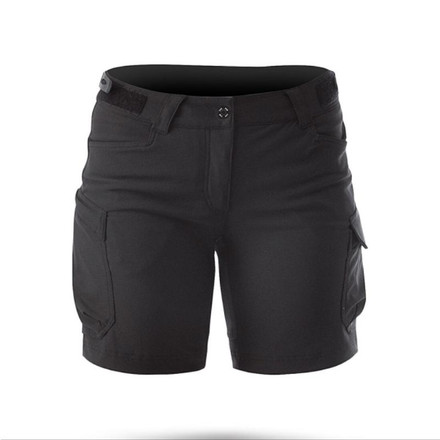 Zhik Womens Deck Shorts - Black