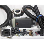 Belief Diesel Air Heater 4kW - Marine Kit (12V)