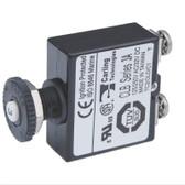 Push Button Circuit Breaker - Screw Terminal