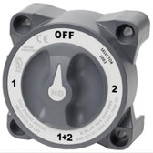 Blue Sea Systems HD Series Heavy Duty Selector Battery Switch with AFD