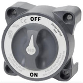 Blue Sea Systems HD Series Heavy Duty On-Off Battery Switch with AFD