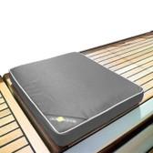 Oceansouth Fabric Boat Cushion - Grey