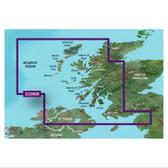Garmin BlueChart G3 Vision microSD - Scotland, West Coastal and Inland Chart