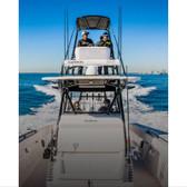 Garmin GMR Fantom Open Array Radar & Pedestal - 50KW Output Power
