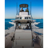 Garmin GMR Fantom Open Array Radar & Pedestal - 120KW Output Power
