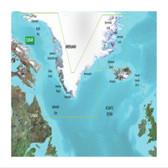 Garmin BlueChart G3 Micro SD Card - Greenland Chart