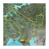 Garmin BlueChart G3 Micro SD Card - Russia Lakes & Rivers Chart