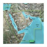 Garmin BlueChart G3 Micro SD Card - The Gulf and Red Sea Coastal Chart