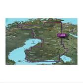 Garmin BlueChart G3 Micro SD Card - Finland Lakes & Rivers Chart
