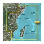 Garmin BlueChart G3 Micro SD Card - Africa, Eastern Coastal & Inland Chart