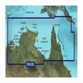 Garmin BlueChart G3 Micro SD with SD Adaptor - Admiralty Gulf WA to Cairns Chart