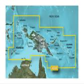 Garmin BlueChart G3 Vision micro SD with SD Adaptor - New Guinea North Chart